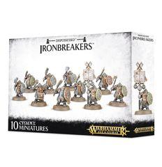 Ironbreakers / Irondrakes