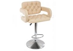 Барный стул Шайни (Shiny) бежевый