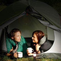 Hycell Campinglampe 2in1 LED фонарь туристический складной в блистере