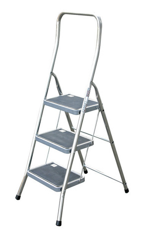 TOPPY XL Лестница складная - стремянка, алюм. 2 ступеньки