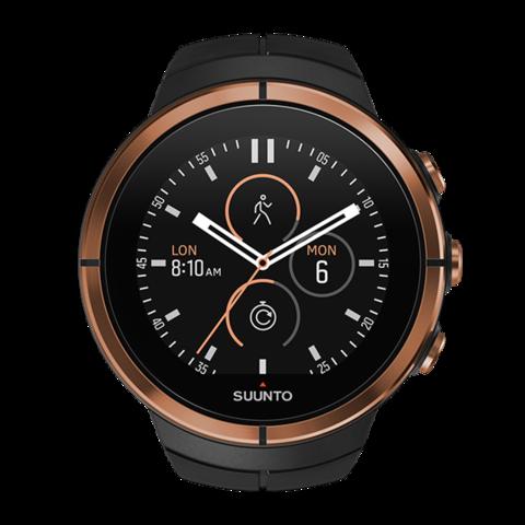 Купить Наручные часы Suunto Spartan Ultra Copper Special Edition (HR) SS022944000 по доступной цене
