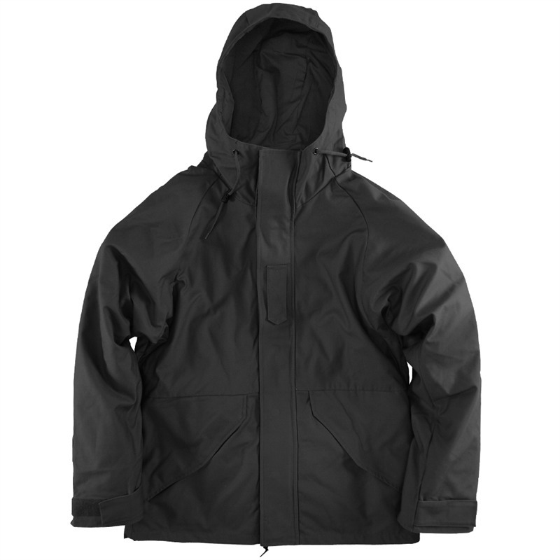 Куртка полевая NYCO ECWCS (черная -  black)