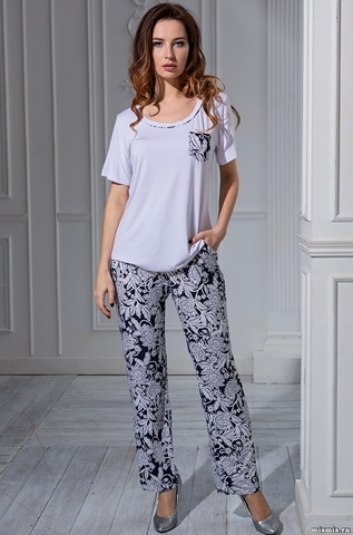 Комплект с брюками Mia-Mella 6386 MADLEN