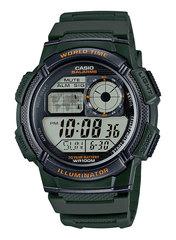 Японские наручные часы Casio AE-1000W-3A