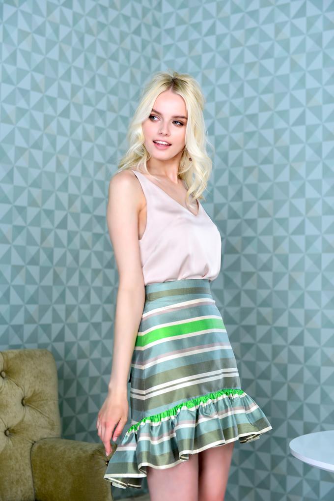 Юбка Silk Stripes