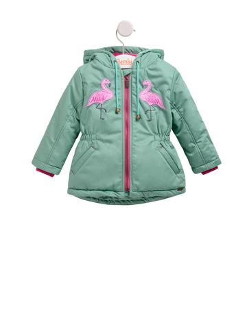 КТ168 Куртка (парка) для девочки
