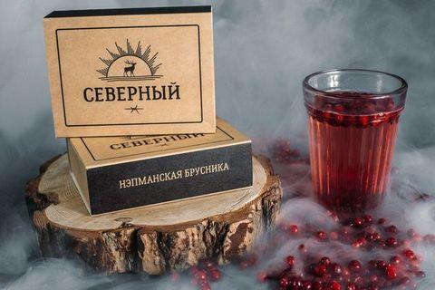 Табак для кальяна Северный Нэпманская Брусника