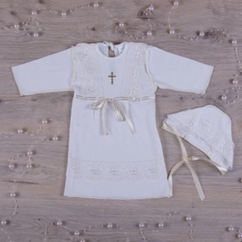 Рубашка для крещения девочке Христина-2