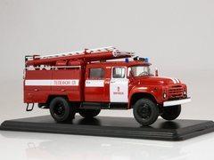 ZIL-130 AC-40 (130) Voronezh fire engine tank 1:43 Start Scale Models (SSM)