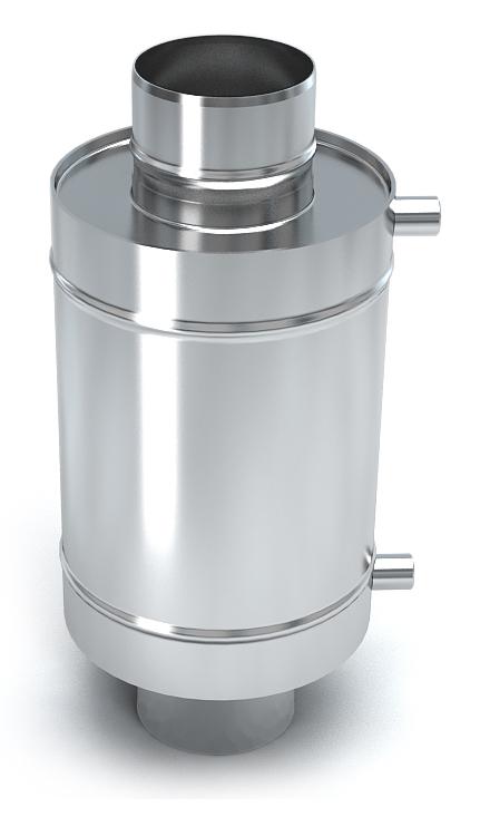 Теплообменник самоварного типа цена Кожухотрубный испаритель WTK DFE 300 Ейск
