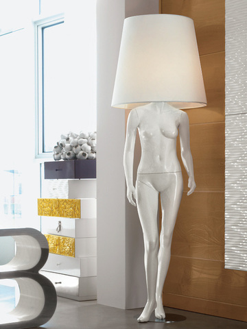floor lamp VICTORIA by BIZZOTTO ( white )