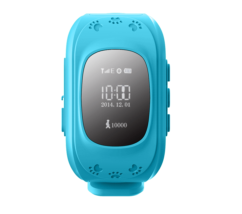 GPS трекером Smart Baby Watch Q50