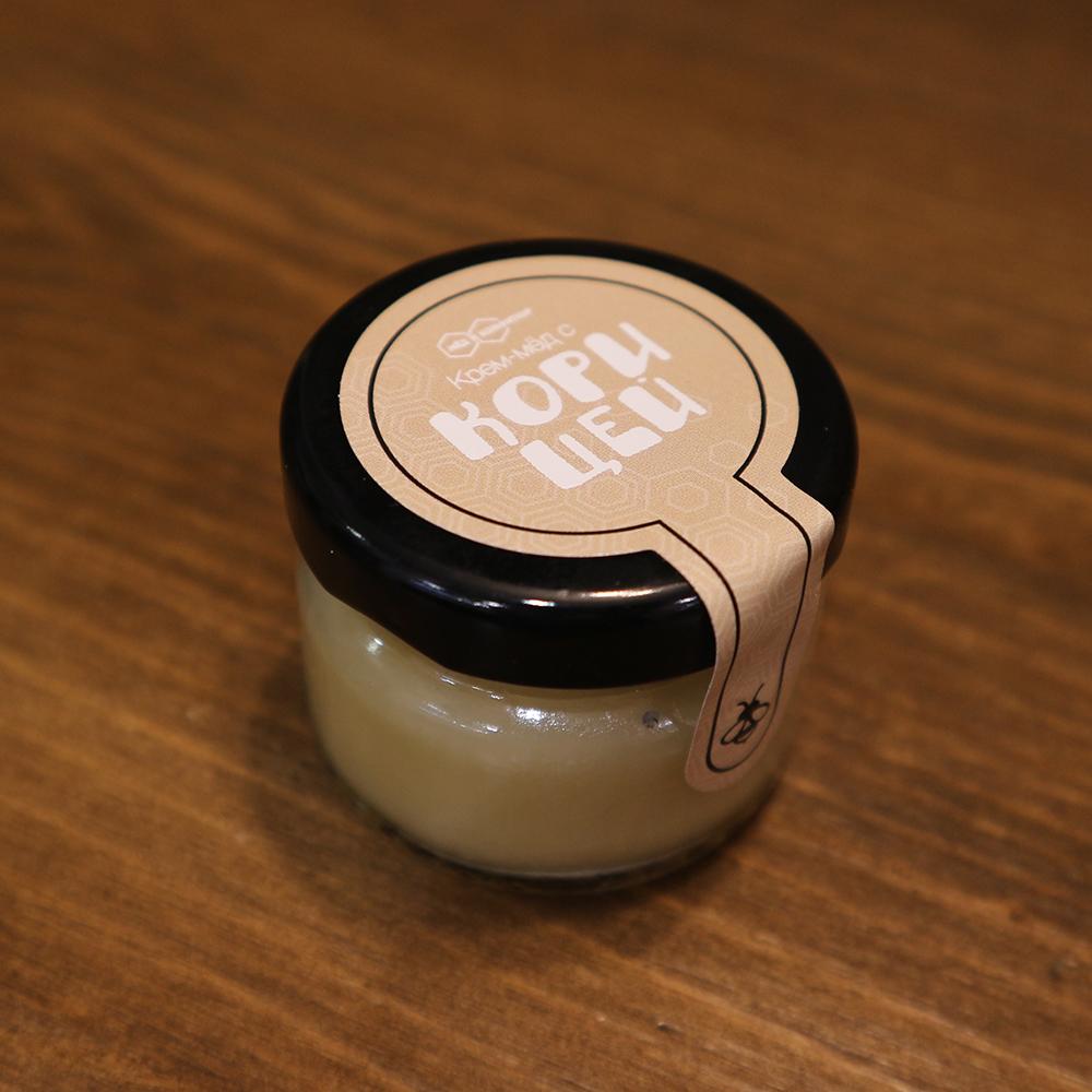 Купить крем-мед с корицей в Перми