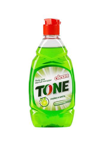 Sellwin Pro  Clean Tone Гель для мытья посуды Лайм и мята 450мл