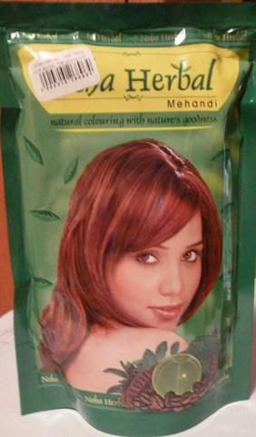Хна с амлой для волос