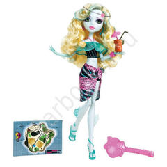 Кукла Monster High Лагуна Блю (Lagoona Blue) - Побережье Черепа (Skull Shores), Mattel