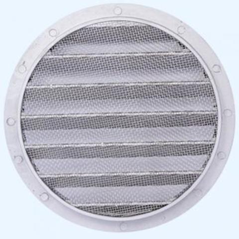 20РКМ Антивандальная алюминиевая наружная решетка Эра