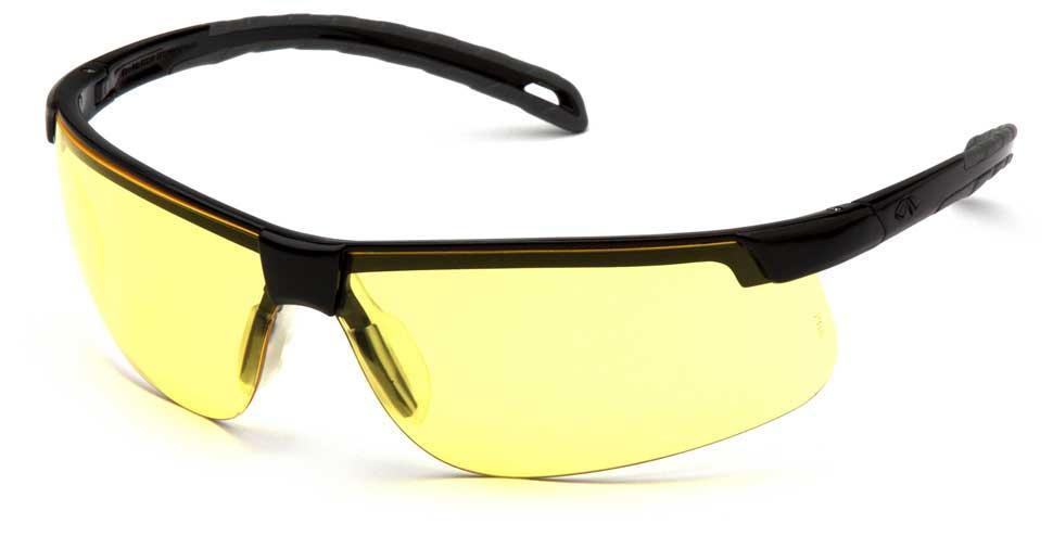 Очки баллистические стрелковые Pyramex EverLite SB8630D желтые 89%