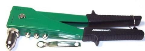 V1005 Заклепочник ручной рычажный двусторонний, 2.4 - 4.8 мм