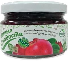 Варенье Умные сладости, Di&Di, диетическое, в ассорт., 250 г.