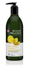 Глицериновое мыло для рук с маслом лимона Lemon Glycerin Hand Soap
