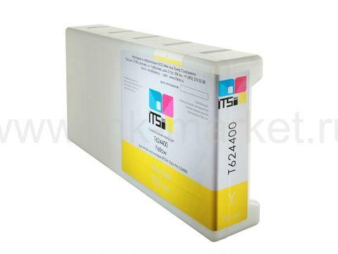 Совместимый картридж для Epson Stylus Pro GS6000 Yellow 950 ml Solvent based (T624400)