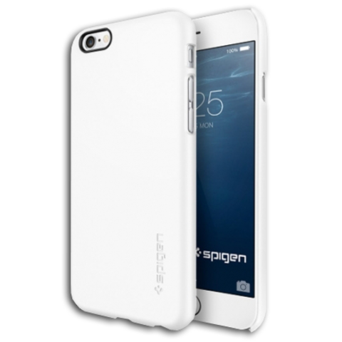 Spigen SGP Case Thin Fit for iPhone 6 / 6S Shimmery White SGP10937