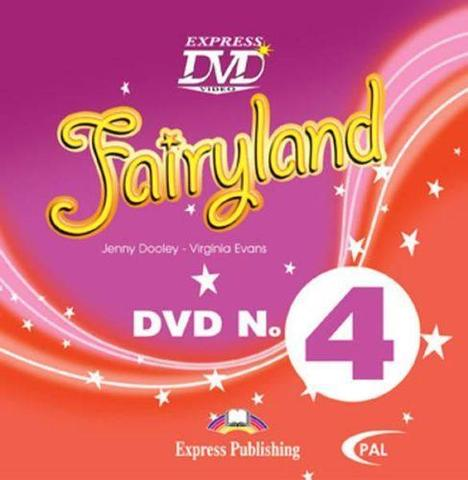 fairyland 4 dvd