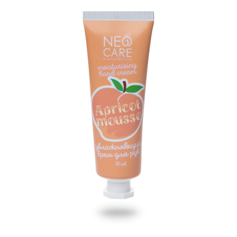 Крем для рук Apricot mousse | 30 мл | Neo Care