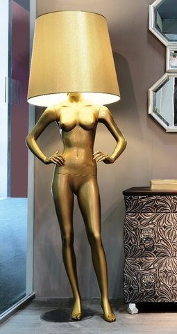 floor lamp  VICTORIA by BIZZOTTO ( bronze)