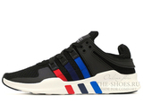 Кроссовки Мужские ADIDAS Equipment Support ADV Black Red Blue