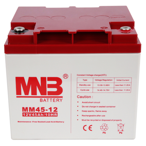 Аккумулятор MNB MM 45-12 - фото 2