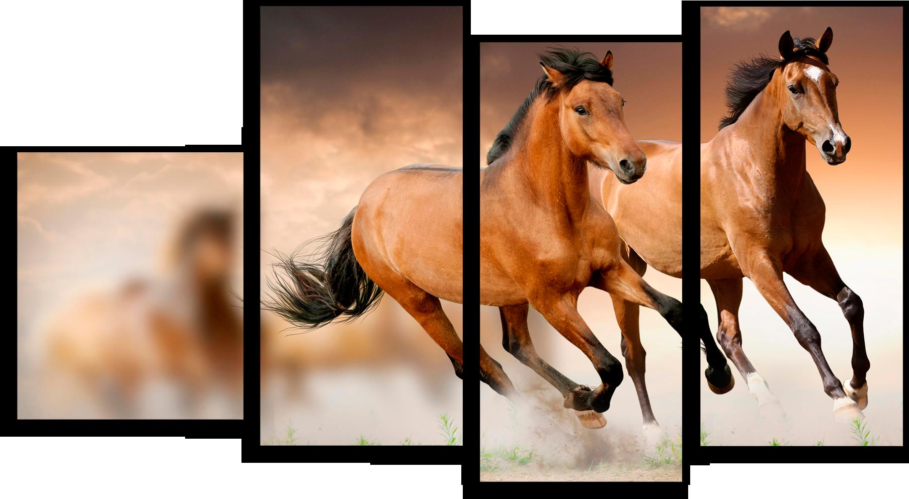 Как сделать модульную лошадь фото 580