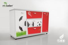 Комод Мебелев Z4 футбол