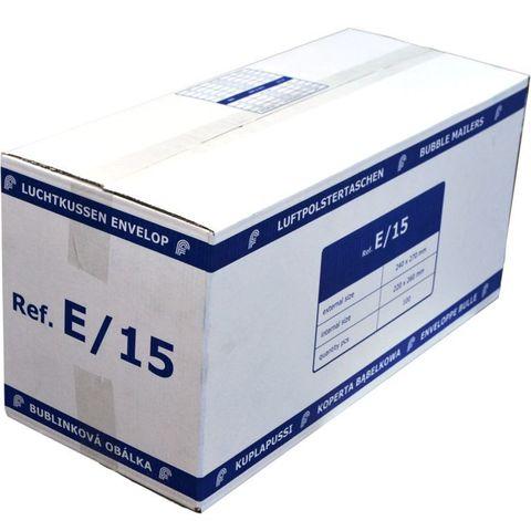 Конверт E15