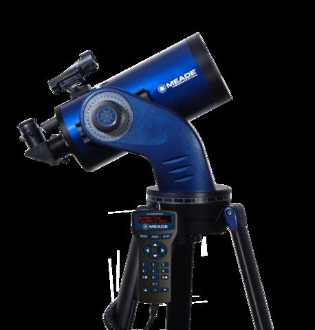 Телескоп MEADE StarNavigator NG 125 мм Maksutov (с пультом AudioStar)