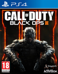 PS4 Call of Duty: Black Ops III (русская версия)