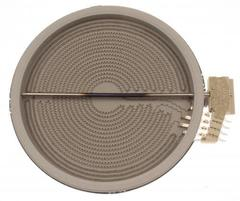 Конфорка стеклокерамическая 2300/1600/800W Electrolux, Zanussi, AEG3890806213