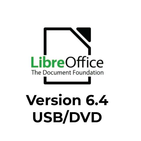 LibreOffice 6.4 (с лицензионным договором присоединения)