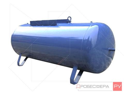 Ресивер для компрессора РГ 150/16 горизонтальный