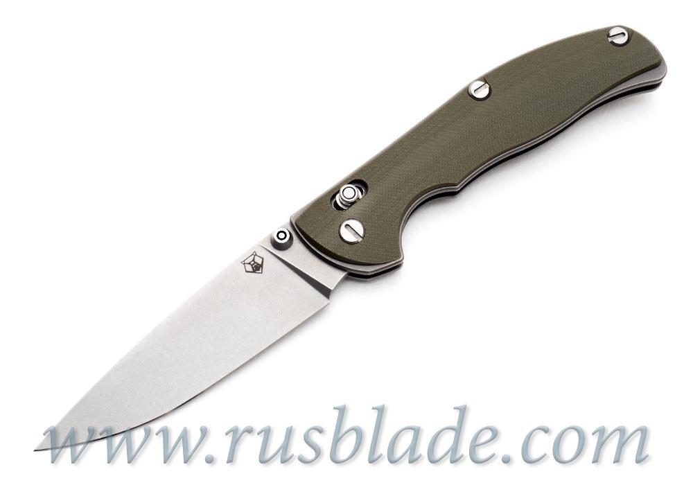 Shirogorov Tabargan 100NS S35VN 3D Olive
