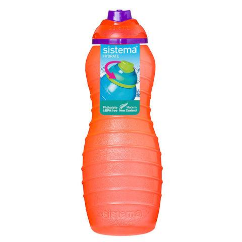 Бутылка для воды Hydrate 700 мл, артикул 745NW, производитель - Sistema