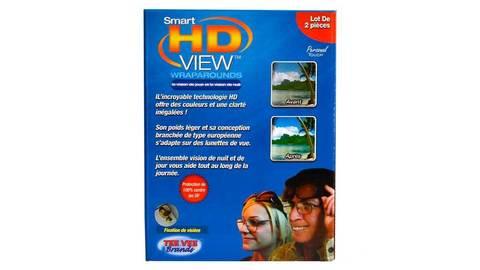 Очки антифары Smart HD View