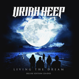 Uriah Heep / Living The Dream (Deluxe Edition)(CD+DVD)