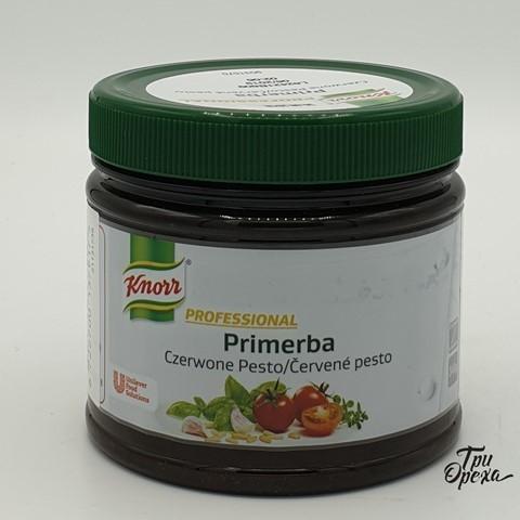 Соус песто красный KNORR, 340 гр