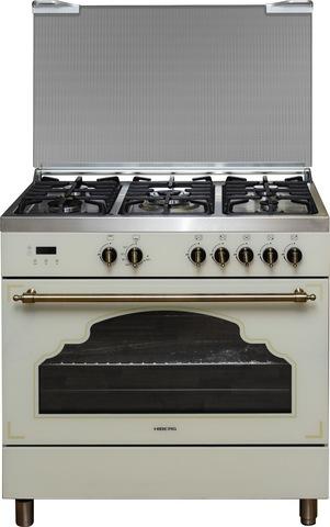 Газовая плита Hiberg FGG 950-25 MY