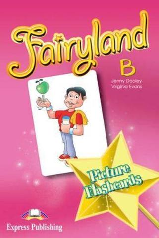 Fairyland 4. Picture Flashcards. Beginner. Раздаточный материал