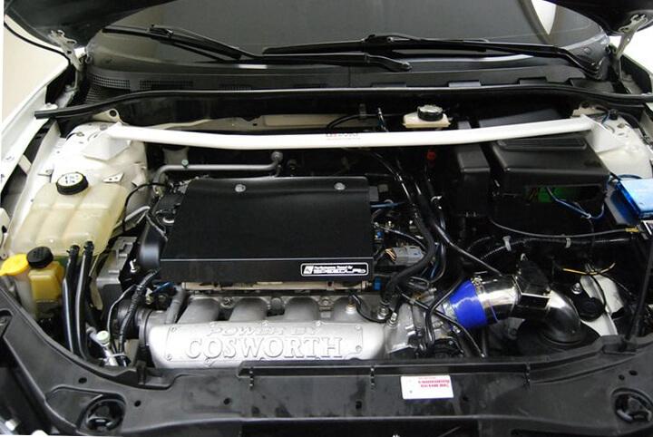Впускной коллектор Mazda 3 MZR Cosworth Style