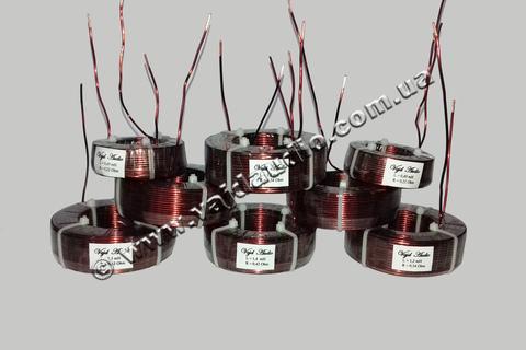 Катушка индуктивности Vajd Audio 3,3 mH*1.4 Ohm*0,8 mm