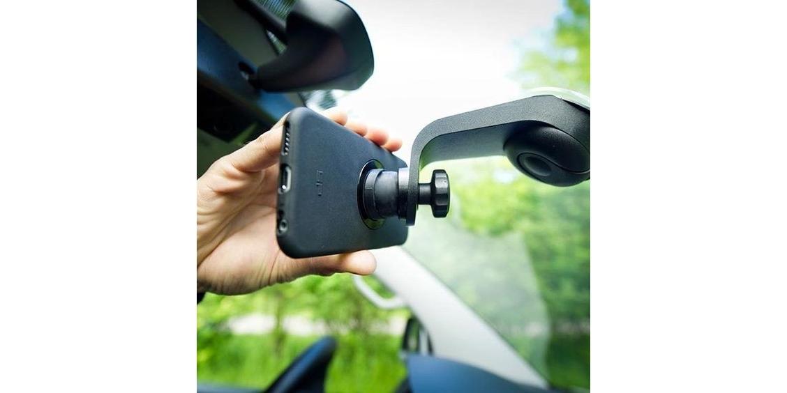 Автомобильный держатель-присоска SP Suction Mount на стекле